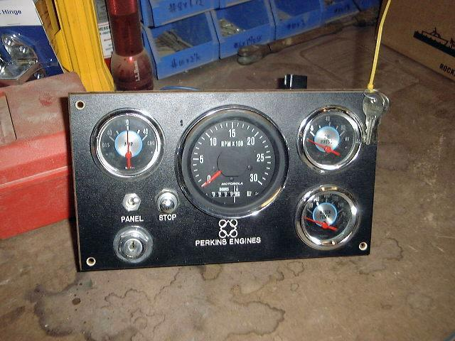 wiring harness rhode island pearson triton 381 glissando engine controls and gauges