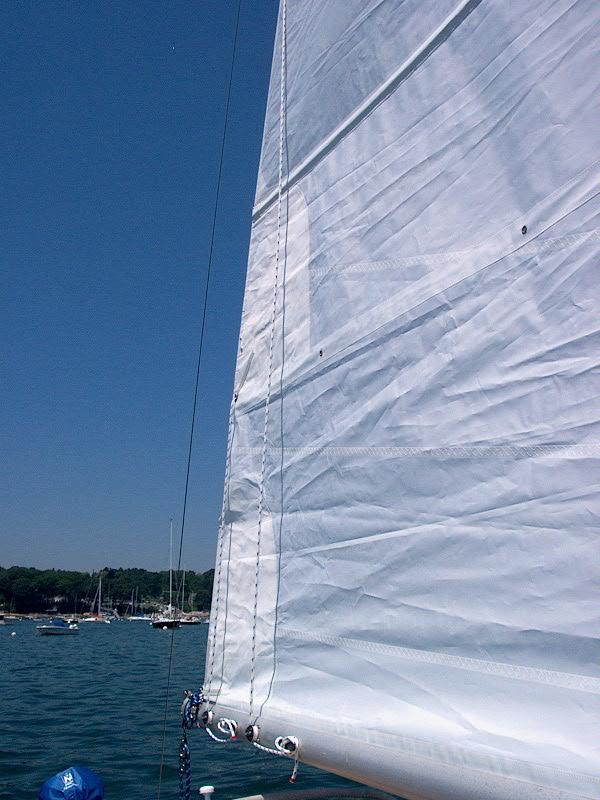 turning blocks sailing pearson triton 381 glissando sailing hardware