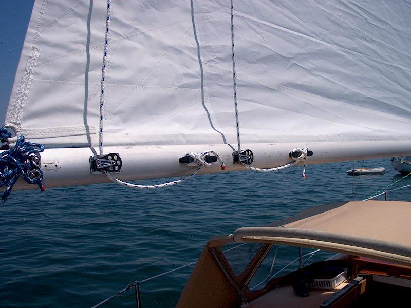 Pearson Triton #381 Glissando | Sailing Hardware