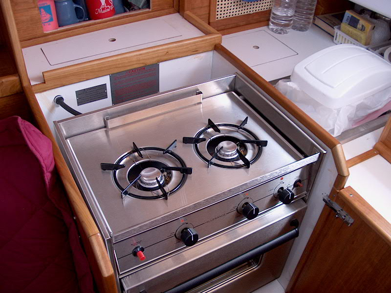Sail Buyers Guide: Cooking Stoves, Ranges, Ovens  Cooktops