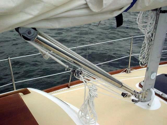 Schaefer Boom Vang 3:1 for Sailboats Up to 33-Feet